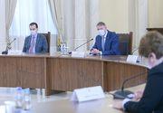 """Klaus Iohannis, declarații după """"celula de criză"""" convocată la Cotroceni - FOTO & VIDEO"""