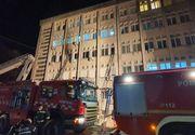 Pacienții din incendiul de la ATI Piatra Neamţ, în continuare în stare gravă