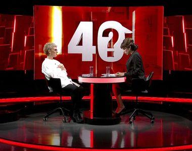 """În această seară, Teo Trandafir, luată la întrebări de fosta sa elevă, la """"40 de..."""