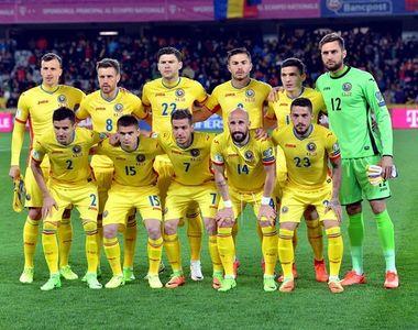 Echipa Națională de fotbal a României joacă miercuri cu Irlanda de Nord, în ultimul...