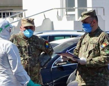 Conducere militară la Direcţia de Sănătate Publică Sibiu