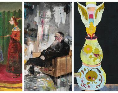 Cine sunt cei mai bine vânduți artiști români contemporani