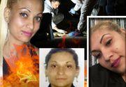 VIDEO - Femeia incendiată, două surori suspecte