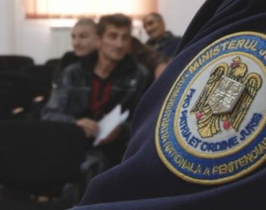 Cum ajungi agent în penitenciar prin încadrare directă. Salariile depășesc 4.000 de lei