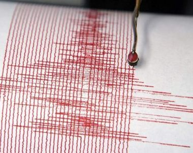 Cutremur la ora 4 dimineața în Vrancea. Ce magnitudine a avut seismul