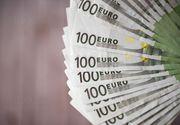 Curs valutar BNR, azi 19 noiembrie.  Moneda euro tatonează pragul maxim atins vreodată