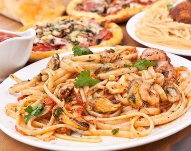 VIDEO - Bucătăria italiană este numai bună pentru postul care vine