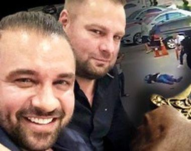 VIDEO - Alex Bodi e deja arestat și s-a ales cu sechestru pe avere