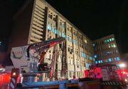 Alți doi pacienți ai Secţiei ATI de la Spitalul Judeţean Neamţ, în momentul izbucnirii incendiului, au murit la Iaşi