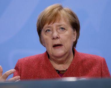 Angela Merkel, noi măsuri pentru limitarea răspândirii COVID-19