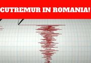 Seism de proporții în țară. Ce magnitudine avut cutremurul