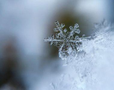 Vremea în România. Iarna se apropie cu pași repezi