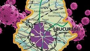 VIDEO - Capitala este înconjurată de localități aflate în carantină