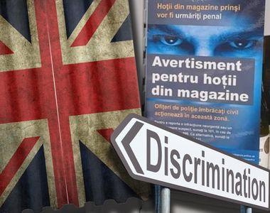 VIDEO - Românii trăiesc un coșmar din cauza afișelor discriminatorii