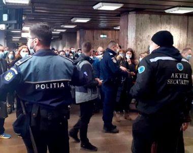 Haos la metrou. O nouă avarie pe Magistrala 1 a creat aglomerație în stații