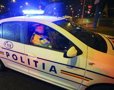 Focuri de armă pentru aplanarea unui conflict în Craiova. Un polițist a fost rănit