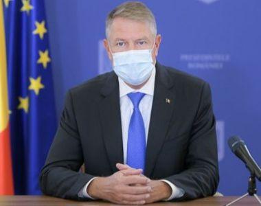 """Klaus Iohannis, atac dur de la Cotroceni înainte de alegeri: """"România, grav afectată de..."""
