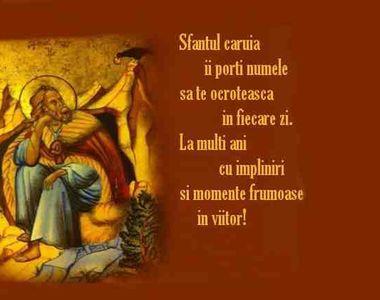 Mesaje de Sfântul Andrei 2020: Felicitări, urări şi imagini cu La mulţi ani Andreea şi...