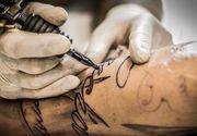Cât costă un tatuaj la un salon bun din România