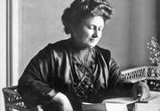 Cine a fost, de fapt, Maria Montessori și cum a devenit una dintre cele mai cunoscute mame din istorie