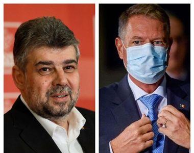 """Reacția PSD după atacul lui Iohannis. Marcel Ciolacu: """"Este o mare rușine"""""""