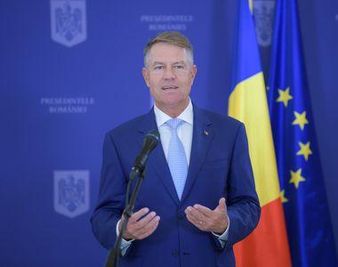 Preşedintele Klaus Iohannis, ședință importantă la Cotroceni
