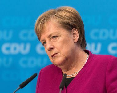 Atac la Berlin, la sediul cancelarului Angela Merkel