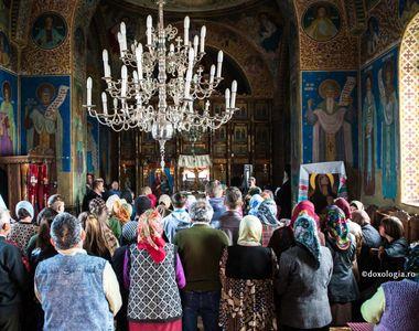 Amenzi mari la o slujbă religioasă din România. Mare atenție dacă mergi la biserică