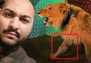 VIDEO - Dani Mocanu sfidează autoritățile și oamenii în cazul leului