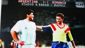 Ce a spus Gheorghe Hagi după moartea lui Diego Maradona