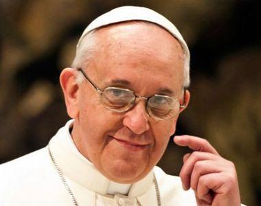 """Rugăciunea """"Tatăl Nostru"""" a fost modificată de către Papa Francisc"""