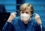 Angela Merkel - noi măsuri în lupta COVID-19. Cancelarul a prelungit toate restricțiile