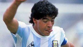 VIDEO - Viața ca-n filme a celui mai bun fotbalist din lume, Maradona