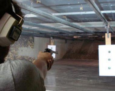 VIDEO - Studentul s-a sinucis cu o armă în poligon, unde lucra tatăl