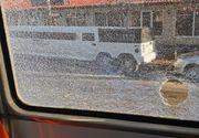 Focuri de armă în Capitală. Un bărbat a tras într-un tramvai