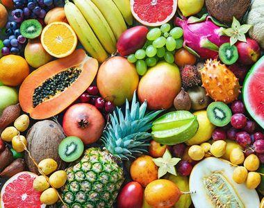 VIDEO - Un bănățean crește fructe exotice diferite în grădina proprie