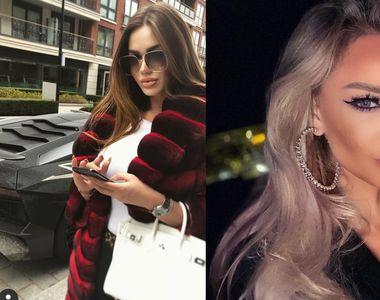 Daria Radionova aruncă replica după ce Bianca Drăgușanu a primit flori de la bărbatul...