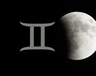VIDEO - Eclipsa de lună în gemeni aduce reevaluarea modului de viață