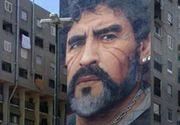 VIDEO - Maradona a fost înmormântat mai devreme, din cauza fanilor