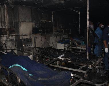 Tragedia de la Spitalul Judeţean din Piatra Neamţ s-a repetat. Cinci pacienți cu...