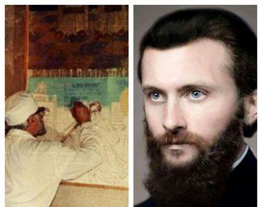 Arsenie Boca și-a scris data morții în altarul bisericii - 28 noiembrie