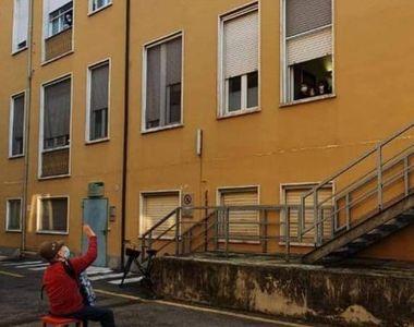 Sfârșit tragic pentru femeia din Italia căreia soțul de 81 de ani i-a cântat serenade...