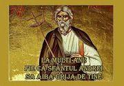 La mulţi ani de Sfântul Andrei 2020! Felicitări şi mesaje drăguţe pentru Andreea şi Andrei