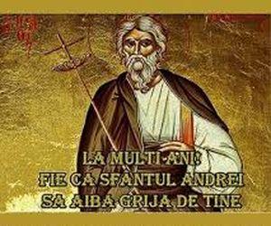 La mulţi ani de Sfântul Andrei 2020! Felicitări şi mesaje frumoase pentru Andreea şi Andrei