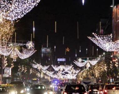 Când se aprind luminiţele de Crăciun în Bucureşti 2020? Târgul de Crăciun nu va fi...
