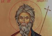 Ce nume se sărbătoresc de Sfântul Andrei 2020?
