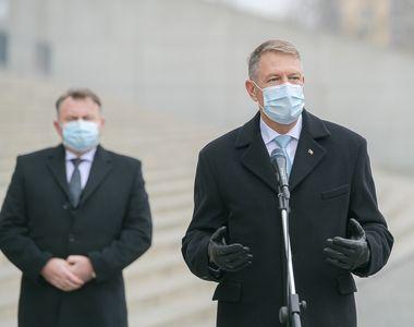 """Când speră Klaus Iohannis să scăpăm """"de tot"""" de pandemia de coronavirus (VIDEO)"""