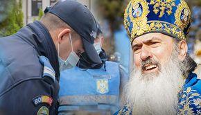 """VIDEO - Pelerinajul la Sf. Andrei, sub semnul unui """"război"""" între Biserică și autorități"""