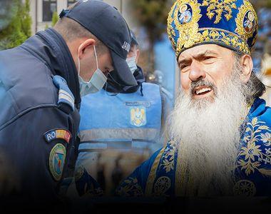 """VIDEO - Pelerinajul la Sf. Andrei, sub semnul unui """"război"""" între Biserică și..."""