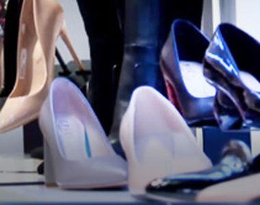 VIDEO - S-a dat startul reducerilor de iarnă în mall-uri